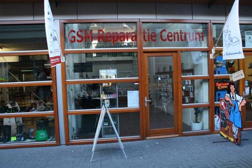Gsm reparatie centrum utrecht